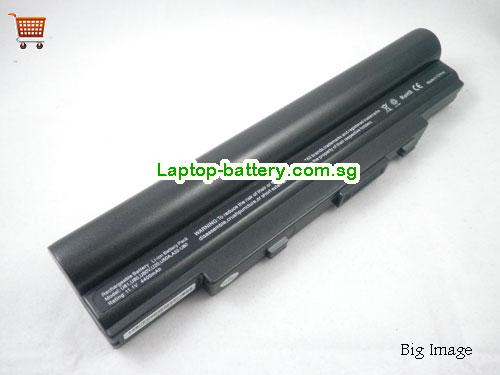 ASUS U50VG XX022C Battery 5200mAh, 47Wh  11.1V Black Li-ion