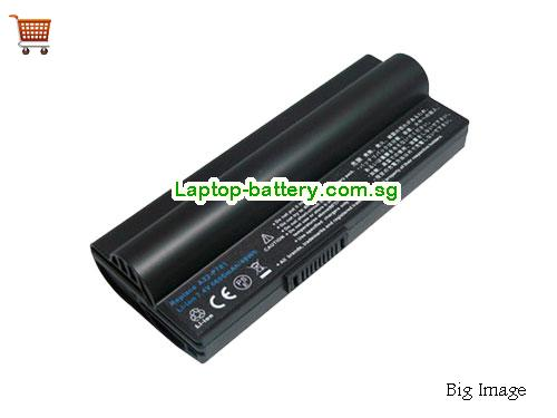 ASUS Eee PC900HA Battery 4400mAh 7.4V Black Li-ion