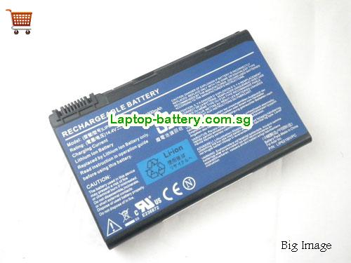 ACER 3UR18650Y-2-INV-10 Battery 4800mAh 14.8V Black Li-ion