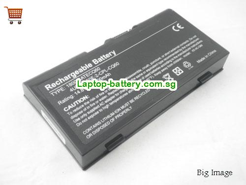 ACER 4UR18650F-2-CPL-CQ60 Battery 4000mAh 14.8V Black Li-ion