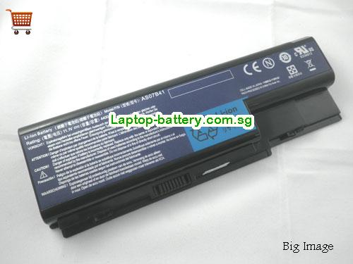 ACER AS07B41 Battery 4400mAh 11.1V Black Li-ion
