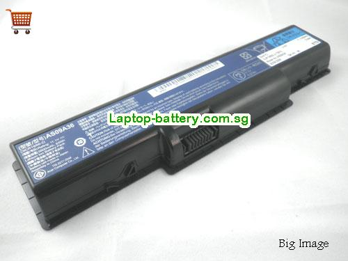 AU ACER AS09A36 Laptop Battery Fit AS09A73 AS09A70 AS09A75 6 cells