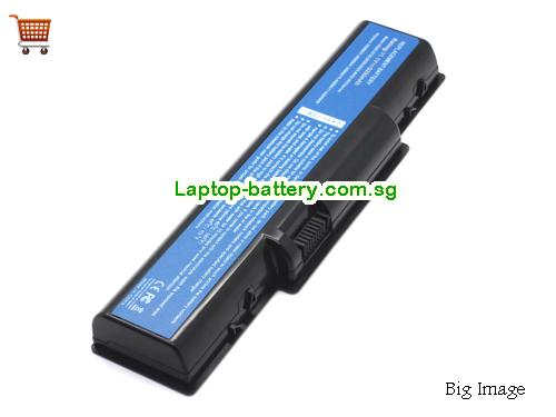 ACER AS09A70 Battery 5200mAh 11.1V Black Li-ion