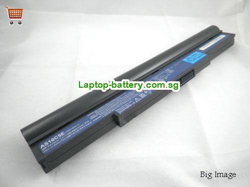 ACER 4INR18/65-2 Battery 6000mAh 14.8V Black Li-ion