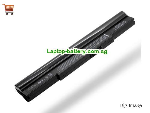 ACER 4INR18/65-2 Battery 5200mAh 14.8V Black Li-ion