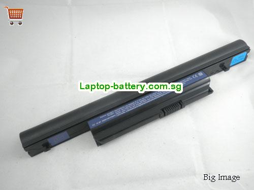 ACER 3820T-334G32n Battery 5200mAh 11.1V Black Li-ion