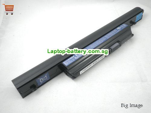 ACER 3820T-334G32n Battery 6000mAh, 66Wh  11.1V Black Li-ion