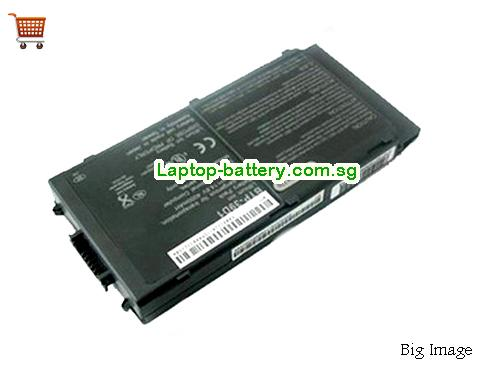 ACER 60.42S16.001 Battery 4400mAh 14.8V Black Li-ion