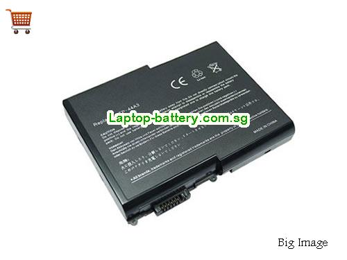 ACER 60.46Y16.011 Battery 4400mAh 14.8V Black Li-ion