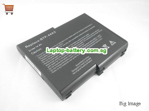 ACER 60.46Y16.011 Battery 6600mAh 14.8V Black Li-ion