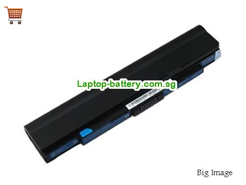 ACER APSIRE 1551-3876 Battery 4400mAh 11.1V Black Li-ion