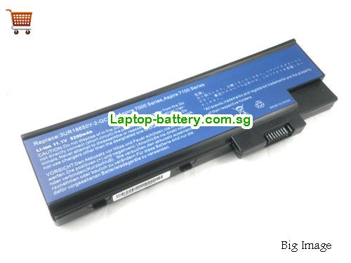 ACER 4UR18650F-2-QC218 Battery 4000mAh 10.8V Black Li-ion