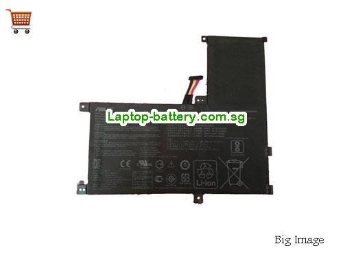 ASUS Q504U Battery 3200mAh, 50Wh  15.2V Black Li-ion
