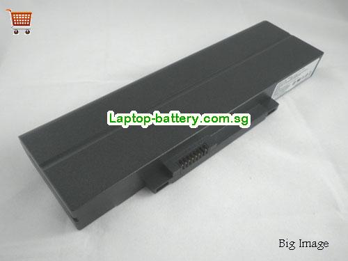 DURABOOK G15C-HD1 Battery 6600mAh 11.1V Black Li-ion