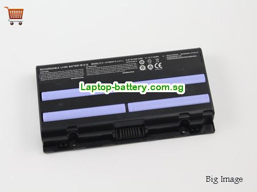 CLEVO N150BAT-6 Battery 62Wh 11.1V Black Li-ion