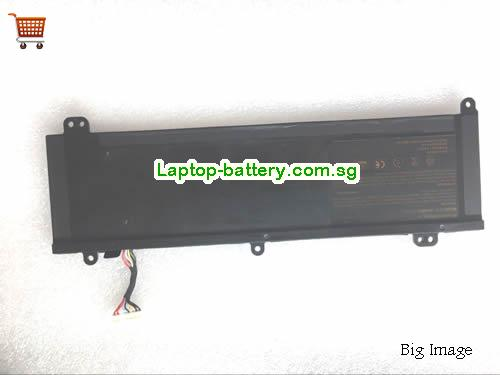 AFTERSHOCK M15 V2 Battery 48Wh 11.4V Black Li-ion