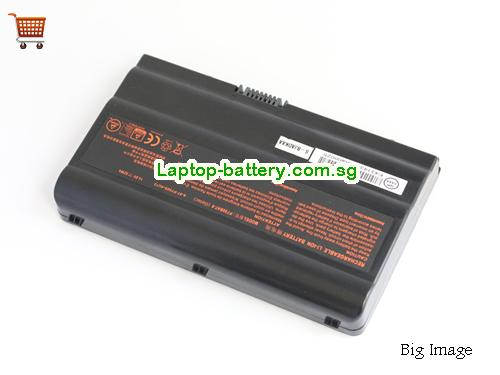 AU Original Clevo P750BAT-8 battery for HASEE GX8 I76271S1 GL7S1 Series