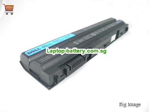 Dell LATITUDE 6520 Battery 60Wh 11.1V Black Li-ion