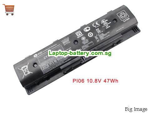 HP P106 Battery 47Wh 10.8V Black Li-ion