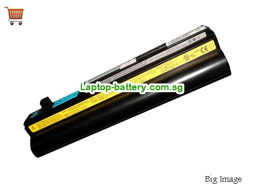 LENOVO 3000 Y410 Battery 4400mAh 10.8V Black Li-ion