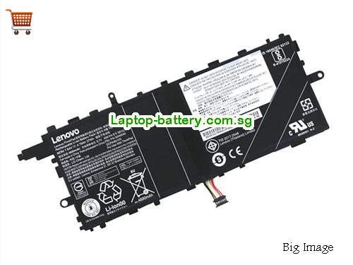 LENOVO 20GG001KUS Battery 4935mAh, 37Wh  7.5V Black Li-ion
