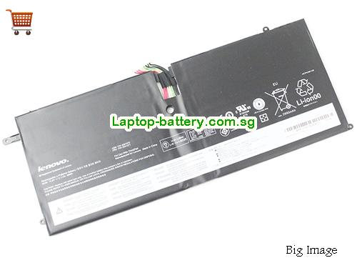 AU New Genuine Lenovo ThinkPad X1 Carbon Touch Laptop battery ASM 45N1070 FRU P/N 45N1071 14.8V 3.11Ah 46Wh