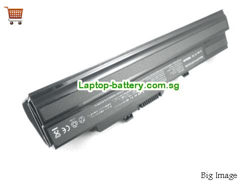 AU Replacement Laptop Battery for  ROVERBOOK Neo U100, Roverbook Neo U100,  Black, 6600mAh 11.1V