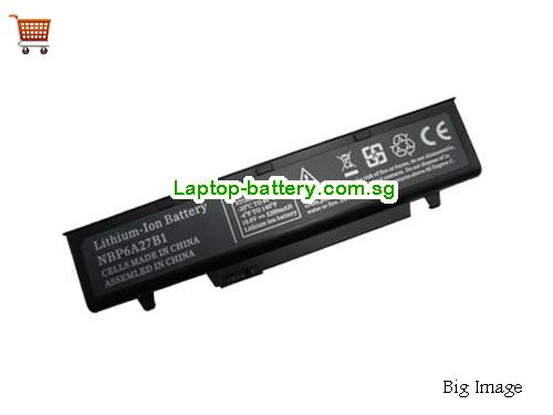 ROVERBOOK NBP6A27B1 Battery 4800mAh 10.8V Black Li-ion