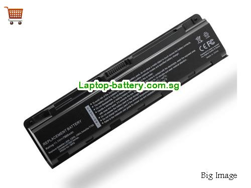 TOSHIBA PA5026U-1BRS Battery 6600mAh 11.1V Black Li-ion