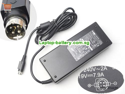 ACBEL 19V 7.9A Laptop AC Adapter