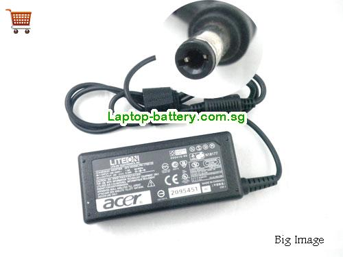 API1AD43 ACER 19V 3.42A Laptop AC Adapter, 65W