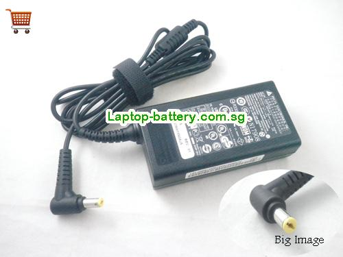 800XC ACER 19V 3.42A Laptop AC Adapter, 65W