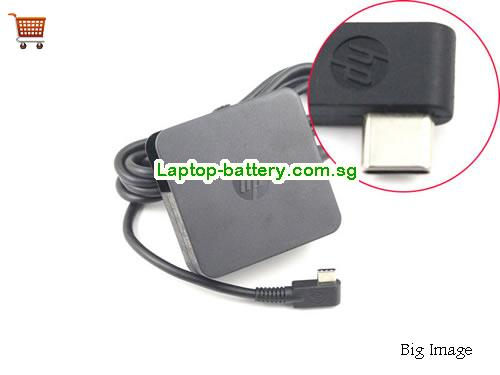 815049-001 HP 15V 3A Laptop AC Adapter, 45W