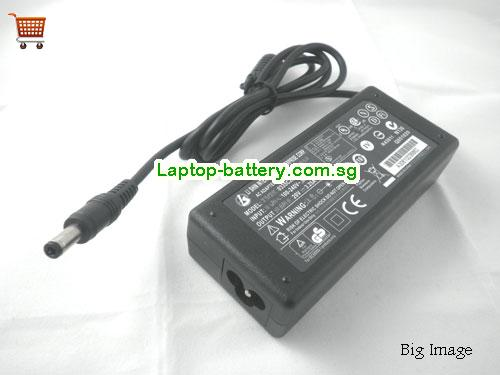 888TT ZEBRA 20V 3.25A Laptop AC Adapter, 65W